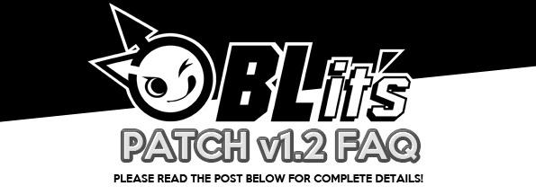 Patch 1.2 FAQ