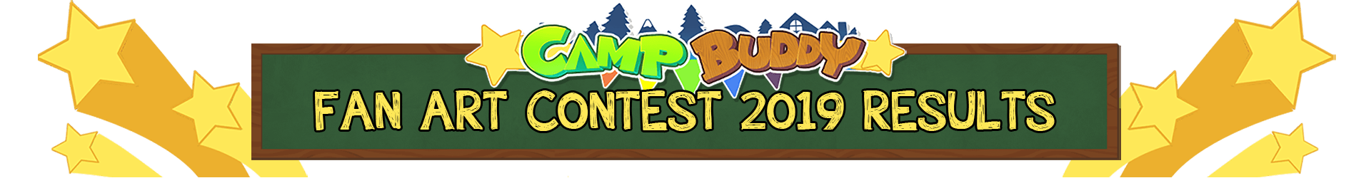 Camp Buddy Fan Art Contest Blits Games