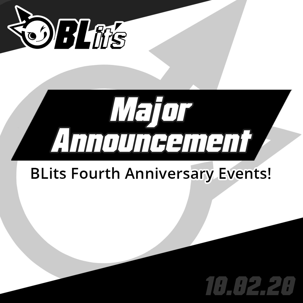 Major Update – BLits 4th Anniversary Events!