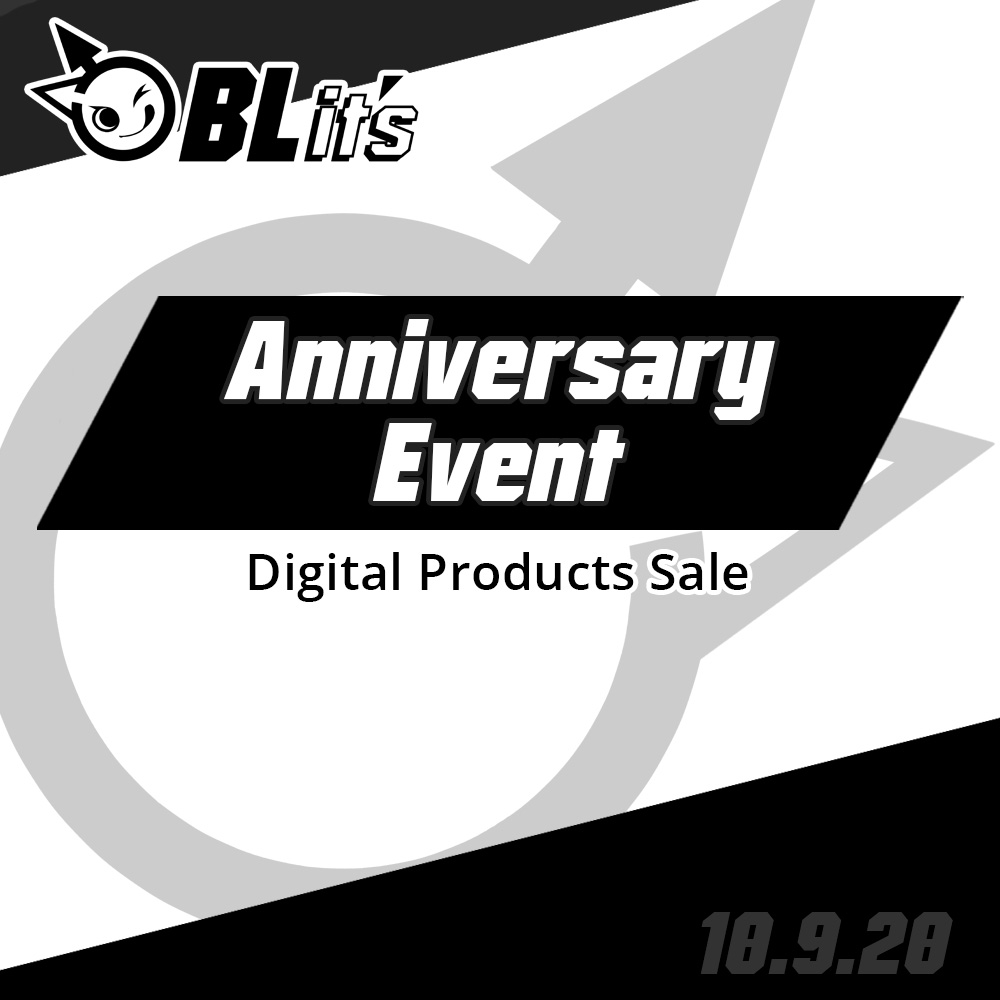 BLits 4th Anniversary – Digital Product Sale!