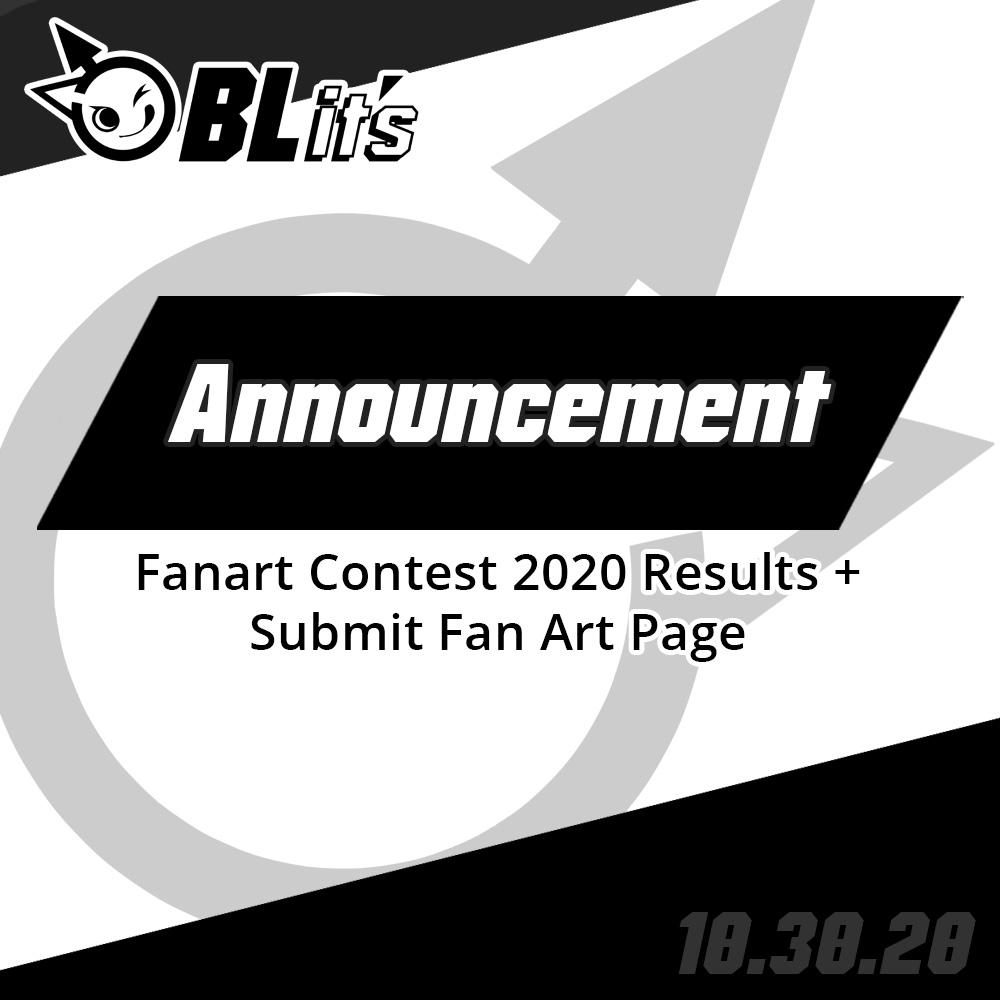 Fanart Contest 2020 Results + Submit Fan Art Page