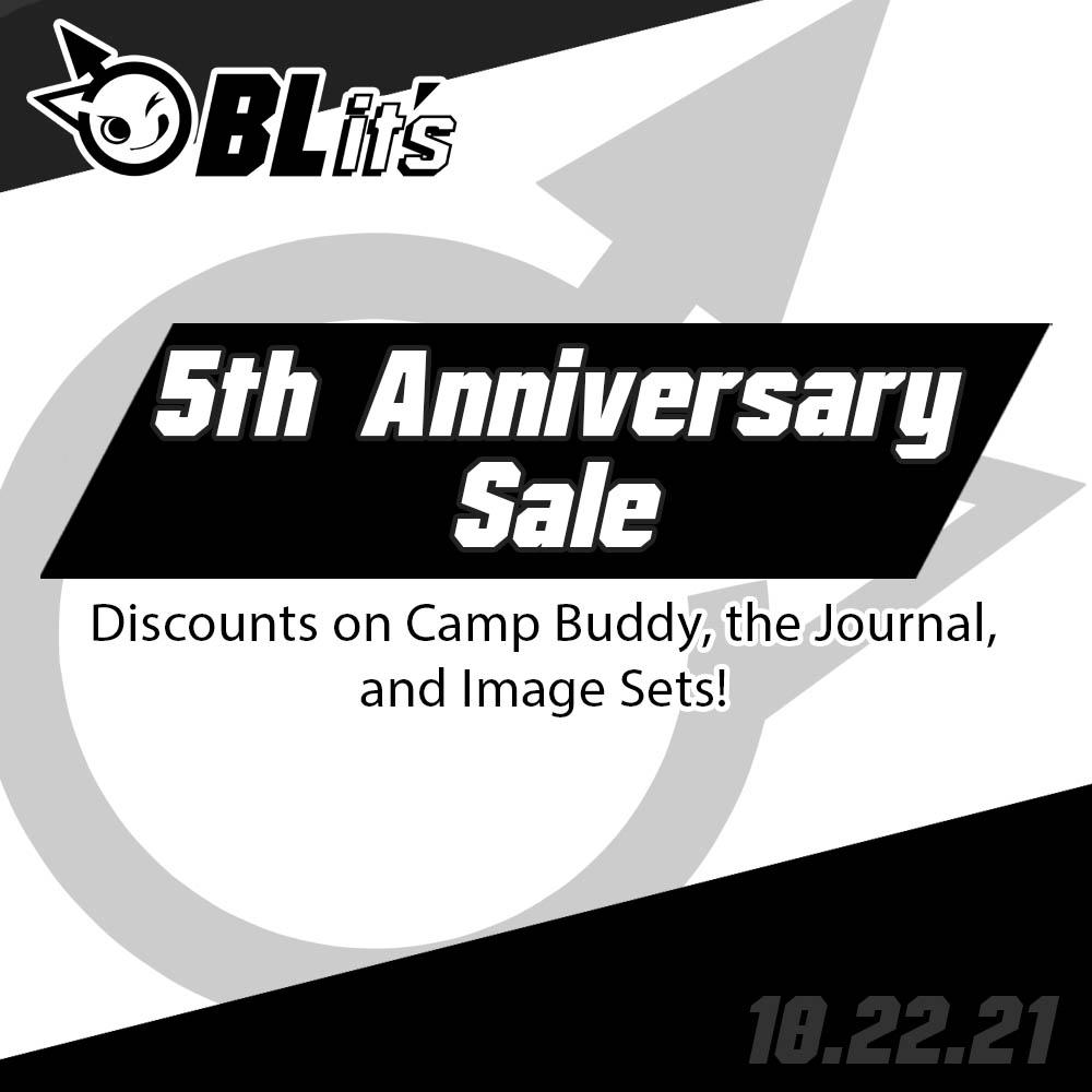 BLits 5th Anniversary Sale!